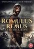 Romulus Vs Remus The First King (UK IMPORT) DVD [REGION 2] NEW