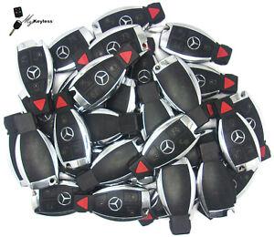 Lot x31 Mercedes-Benz Keyless Entry Smartkey Locksmith Bulk TESTED Used IYZ-DC11