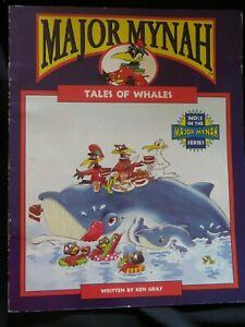 Major Mynah Tales of Whales #1 by Ken Gray PB 1996