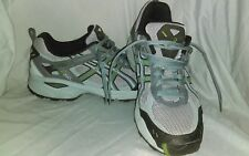 Asics Mens Gel Enduro II Gray Size 8 AHAR+ TN6A1 Running Shoes