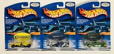 Hot Wheels Grand Prix Limited Edition Diecast Car Lot Of 3