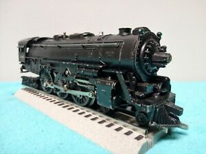 LIONEL POSTWAR 2065 STEAM ENGINE 4-6-4 HUDSON LOCOMOTIVE  WATCH VIDEO
