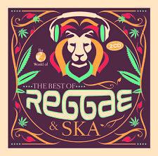 CD Best Of Reggae & Ska von Various Artists 2CDs