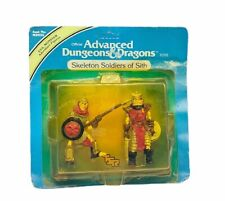 Advanced Dungeons Dragon action figure D&D LJN Skeleton Soldiers Sith MOC sealed