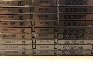 500305240 INTEL CPU TRAY HOLDER (9 Pieces)