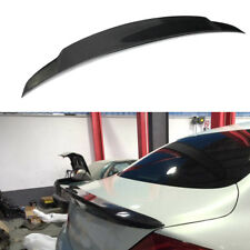 For Infiniti Sedan G37 Rear Trunk Spoiler Wing Lip Bodykit Carbon Fiber 2009-13