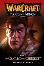 Ulinski, Mathias - Warcraft Bd.4. Krieg der Ahnen 1. Die Quelle der Ewigkeit /5