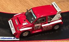 MG Limited Edition Diecast Rally Cars
