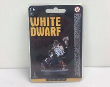 Warhammer White Dwarf 2014 Vampire Hunter Citadel Finecast Neuf en Boîte