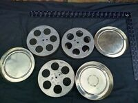 Vintage USSR Soviet Films for Movie Projector