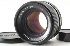 【Top Mint】Contax Carl Zeiss Planar T* 50mm f/1.4 MMJ Lens Free Ship Japan #81