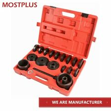 New 23PCS FWD Front Wheel Drive Bearing Adapters Puller Install Removal Tool Kit