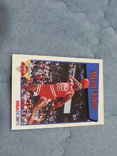 1991 nbahoops slam dunk champion michael jordan #4