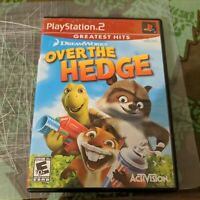 Over the Hedge (Sony PlayStation 2, 2006) Complete - Tested