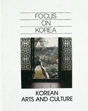B000FGQ98Q Focus on Korea: Korean Arts and Culture
