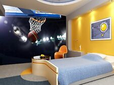 Basketball Sports Arena  Wall Mural Photo Wallpaper GIANT DECOR Paper Poster