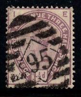 Großbritannien 1883 Mi. 73 Gestempelt 100% 1 1/2 p, Königin Victoria