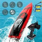 UDIRC Brushless RC Racing Boat 40km/h Remote Control Boat Toy for Adults Kids
