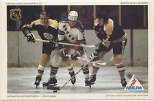 1971-72 ProStar - Boston Bruins vs New York Rangers (Phil Esposito) - RARE
