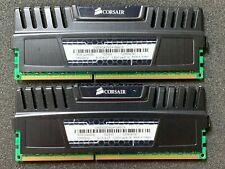 CORSAIR VENGEANCE 8GB KIT 2X 4GB PC3-15000U DDR3-1866 MEMORY CMZ8GX3M2A1866C9