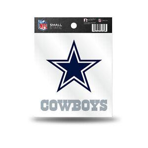 Dallas Cowboys Static Cling Sticker NEW!! Window or Car!
