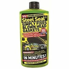 Steel Seal - Permanent Head Gasket Repair for all cars