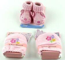 anti scratch mittens and slippers newborn