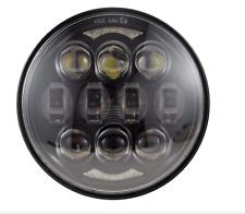 TRUCK LED Head light 5.75 inch 5 3/4 *LEGAL* 10-32V 80W ORSRAM Hi CRI