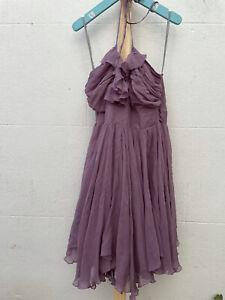 Lipsy Fairy Lilac Dress