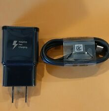 Oem Samsung S9 accessories Fast Charger, C type Cable Ep-Ta20Be, Ep-Dg950Cbe