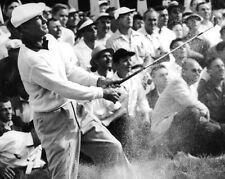 American Golfer BEN HOGAN Glossy 8x10 Photo Vintage Golf Swing Print