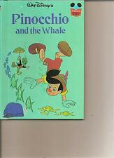 DISNEYS PINOCCHIO AND THE WHALE BOOK KIDS DISNEY