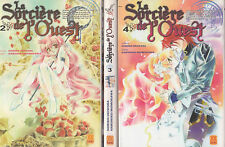 LA SORCIERE DE L'OUEST tomes 2 à 4 Ogiwara Momokawa MANGA seinen SERIE