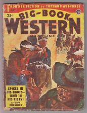 Big Book Western May 1953 Pulp Walt Coburn Robert Moore Williams Giff Cheshire