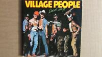 VTG 2 Vinyl Records Village People Live And Sleazy 1979 Casablanca FREE SHIP!