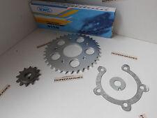 Kreidler Florett K54 RM LF LFH Kettensatz Kette 415 Ritzel Kettenrad 13/36  NEU