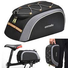Fahrradtaschen Gepäckträger Wasserdicht Sitz Tasche MTB Rennrad Rack Carrier