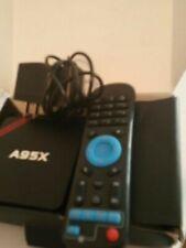 A95X R1 TV Box Android7.1 HD 1GB/8GBMedia Player Amlogic S905W 4K 2.0GH