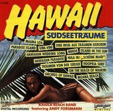 Kaiula Beach Band Hawaii Südseeträume (1988, feat. Andy Forsmann) [CD]