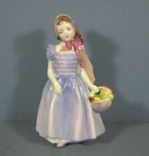 "5"" Figurine, Titled, Wendy, HN2109, By Royal Doulton, COPR.1952, Estate Col"