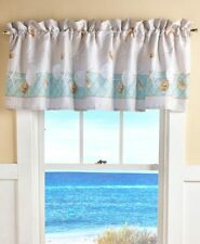 OCEAN SEA SHELL STAR FISH VALANCE Beach Coastal Nautical Island Tropical Lake