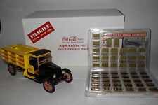 Danbury Mint 1927 Ford Model T Coca Cola Delivery Truck, Nice with Box