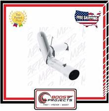"""MBRP Ford F250/350/450 6.4L 5""""Filter Back Single Side Exit AL 2008-10 # S62460AL"""