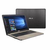 "Pc Computer Portatile Notebook 15,6"" Asus X540MA-GQ791 256GB Ssd 4GB Ram Win 10"