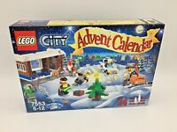 LEGO City 7553 Advent Calendar from 2011 in Excellent Condition Mini Figures