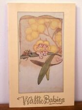 Gorgeous Facsimilie Edition Wattle Babies - May Gibb 1984 Lovely Condition