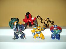 Transformers figure lot robot heroes