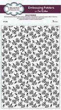 Creative Expressions Cartella di Goffratura A4 da Sue Wilson Wild Roses EF-045
