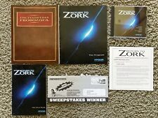 RETURN TO ZORK PC CD-ROM GAME INFOCOM ACTIVISION 1993 COMPLETE NO BOX