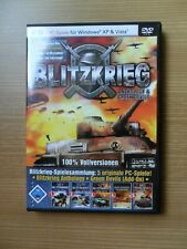 (PC) - Blitzkrieg Anthology + Green trilla [5 juegos]